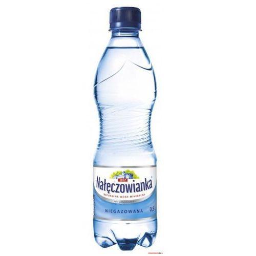 NAŁĘCZOWIANKA niegazow. 0.5L butelka PET