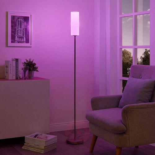 Lampenwelt.com Lindby smart lampa stojąca led rgb felice, app