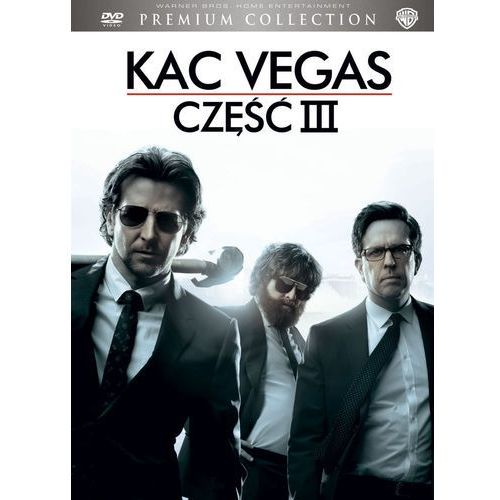Todd phillips Kac vegas iii (dvd) premium collection (płyta dvd)