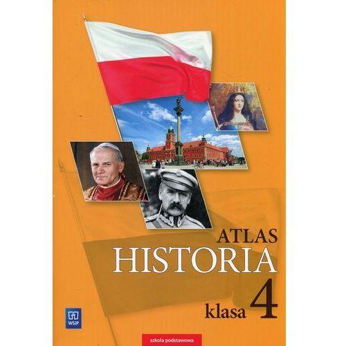 Atlas Historia SP kl.4 - Praca zbiorowa, oprawa miękka
