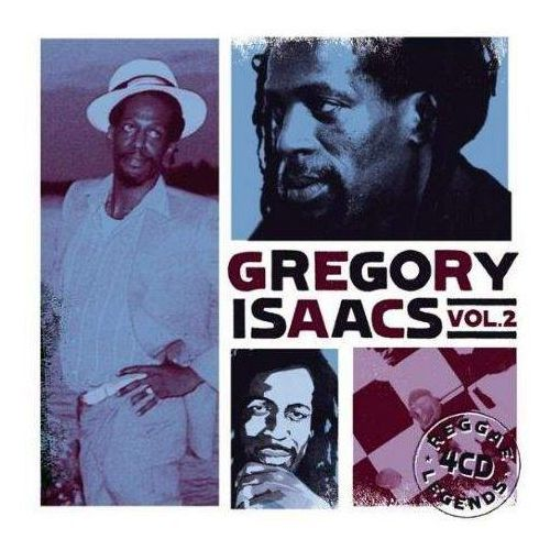 Isaacs, Gregory - Reggae Legends Vol.2 (0054645702126)