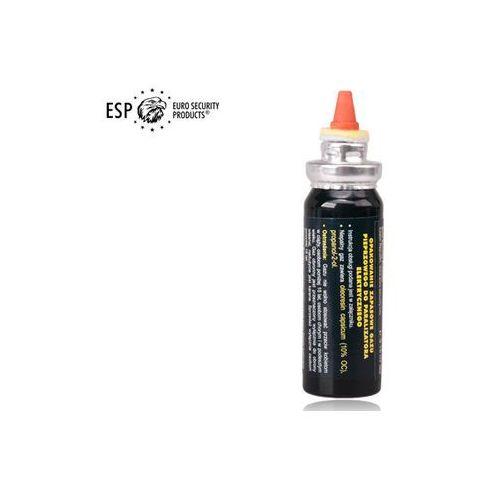 Wkład z gazem OC do paralizatora ESP Scorpy 200, Scorpy Max (strumień punktowy) (paralizator)