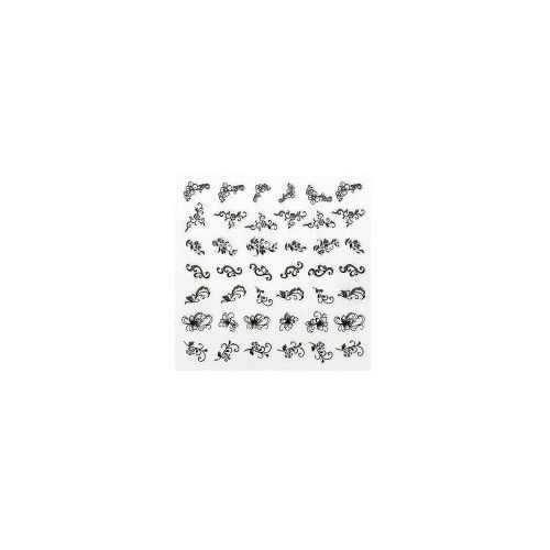 samoprzylepne naklejki na paznokcie, ref. 149858 marki Peggy sage