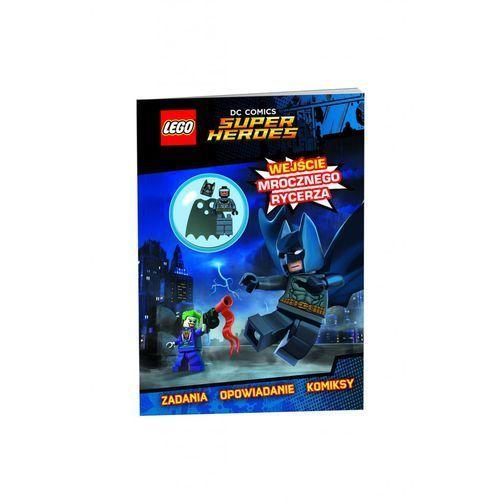 Lego Super Heroes Wejście Mrocznego Rycerza LNC 451 (32 str.)