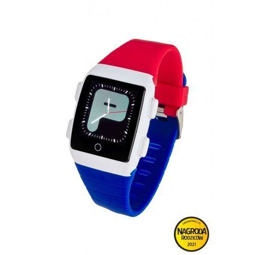 Garett Smartwatch 5 niebiesko-czerwony 3y40e9
