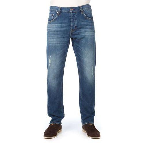 jeansy męskie bonneville 34/32 niebieski, Mustang