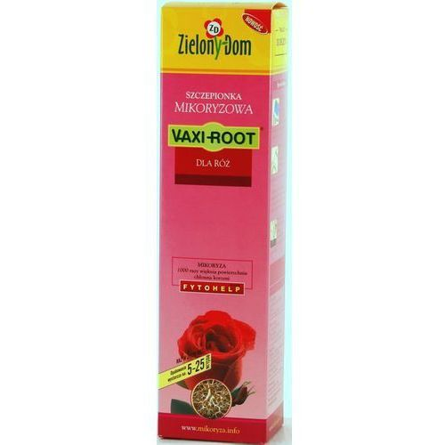 Szczepionka mikoryzowa Vaxi-Root dla róż Zielony Dom (5900026003243)