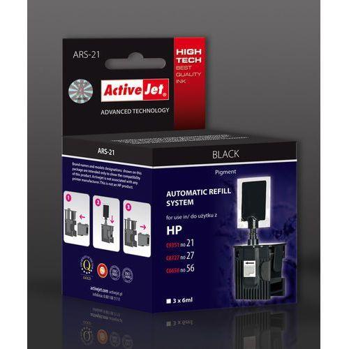 Activejet Automatyczny system uzupełnień ars-22 do kartriżdzy hp 22 / hp 28/ hp 57 kolor