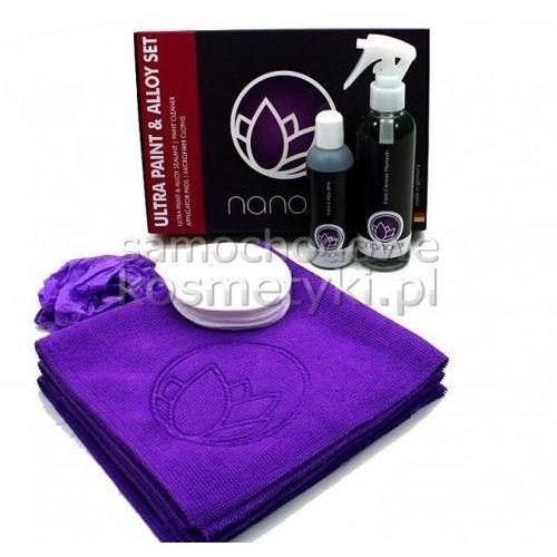 Ultra Paint & Alloy Sealant SET, marki Nanolex do zakupu w SamochodoweKosmetyki.pl