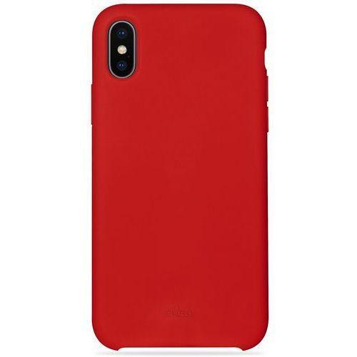 Etui icon cover apple iphone xr czerwony marki Puro
