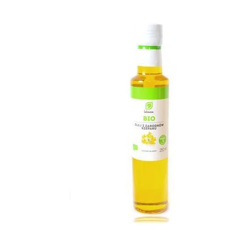 Olej z zarodków rzepaku (olej rzepakowy) BIO (Intenson) 250ml