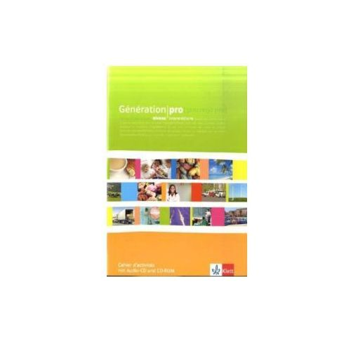 Cahier d'activites, m. Audio-CD u. CD-ROM (9783125244771)
