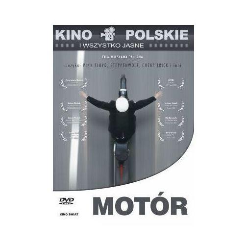 Kino świat Motór (kino polskie i wszystko jasne) (dvd) - wiesław paluch