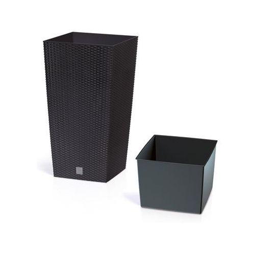 Prosperplast Donica rato square drts325 antracyt + zamów z dostawą jutro!