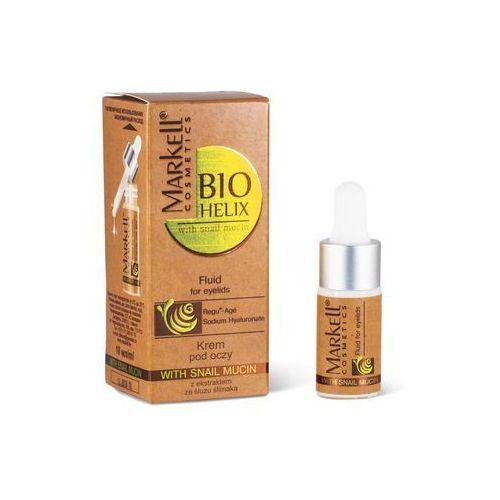 Markell (kosmetyki) Krem pod oczy z ekstraktem ze śluzu ślimaka 10 ml - markell (4810304014766)