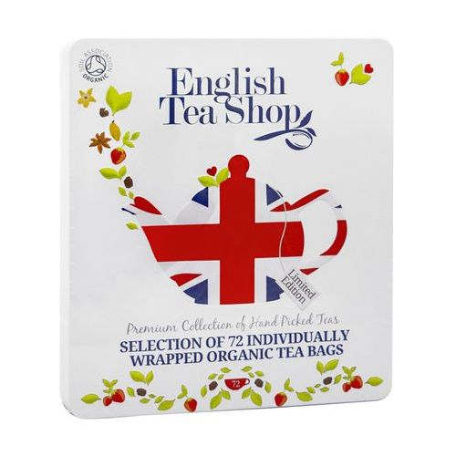 English tea shop Ets bio gift box 72 saszetki