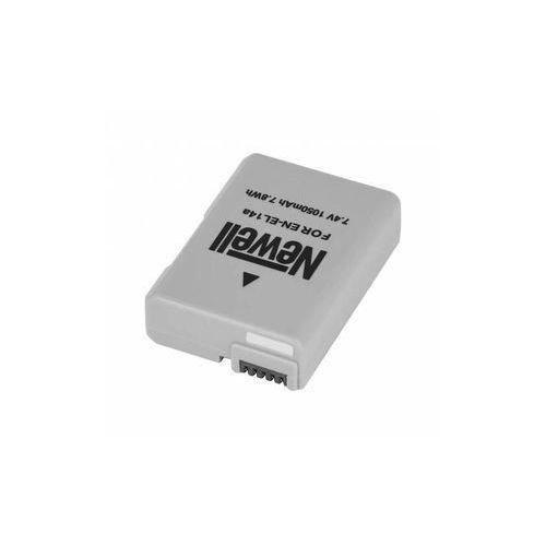 Newell Akumulator en-el14a do nikon d3100, d3200, d3300, d5100, d5200, d5300, d5500