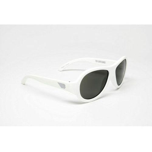 Babiators - okulary przeciwsłoneczne dla dzieci (0-2) - białe