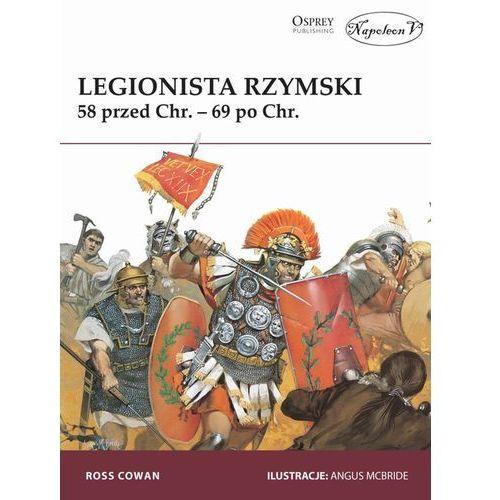 Legionista rzymski 58 przed Chr.- 69 po Chr., Napoleon V