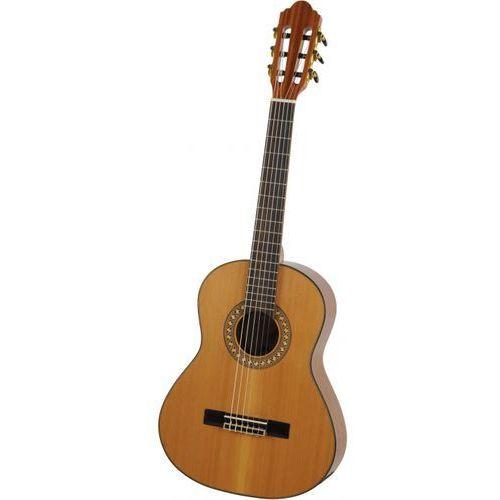 hc504 solid cedar top gitara klasyczna 3/4 marki Hoefner