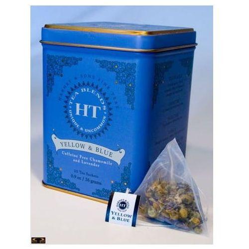 Herbata Harney & Sons Yellow Blue, puszka piramidki 20 szt.