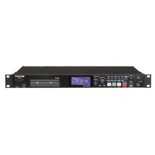ss-r200 rejestrator dźwięku usb, sd, cf marki Tascam