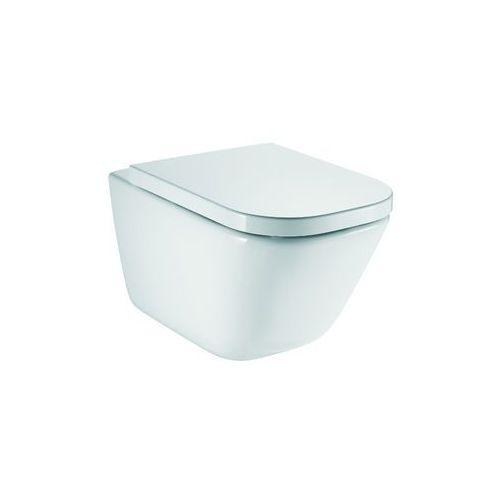Roca muszla podwieszana Clean Rim Gap powłoka Maxi Clean A34647L00M z kategorii Miski i kompakty WC