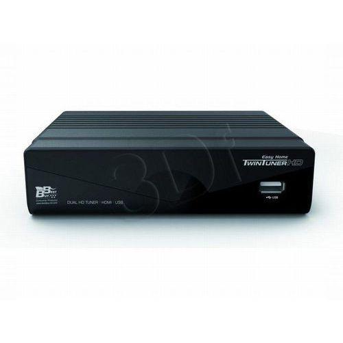 Twin HD marki BestBuy z kategorii: dekodery telewizji cyfrowej