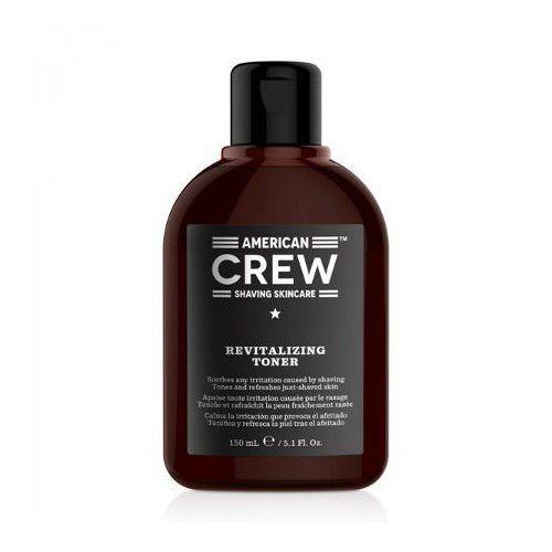 American Crew Wzmacniający twarzy (Shaving Skincare Revitalizing Toner) 150 ml