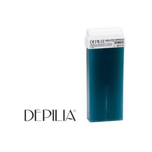 wosk z chlorofilem 100ml marki Depilia