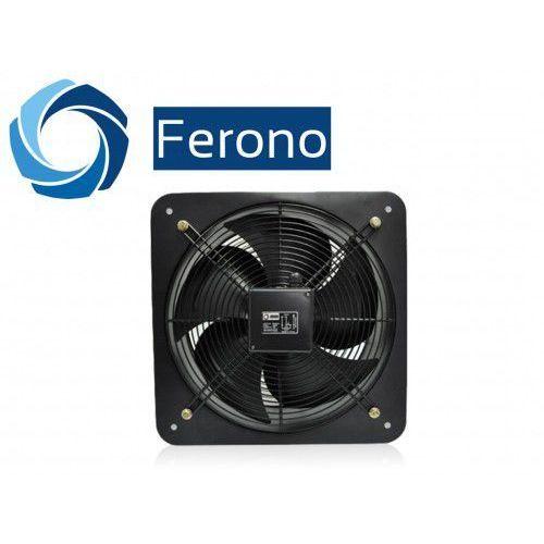 Wentylator osiowy, ścienny na płycie 500mm, 6570 m3/h (fpt500) marki Ferono