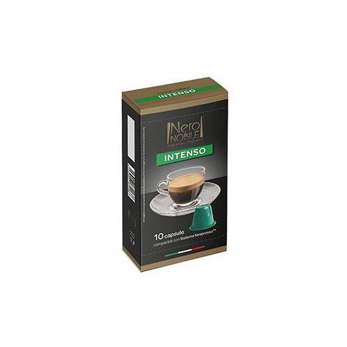 Nero nobile Kapsułki do nespresso* intensywna/intenso 10 kapsułek - do 20% rabatu z zapisem na newsletter i przy większych zakupach oraz darmowa dostawa