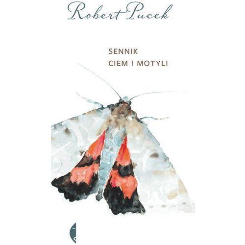 Sennik Ciem I Motyli - Robert Pucek, oprawa miękka