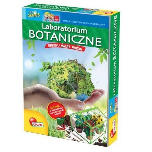 Laboratorium botaniczne, Książeczki I M A Genius - Lisciani DARMOWA DOSTAWA KIOSK RUCHU (9788365878168)