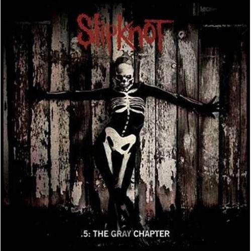 Slipknot - .5: The Grey Chapter (Digipack) (De Luxe Version), 1686175455