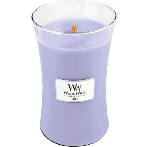 Świeca Core WoodWick Lilac duża