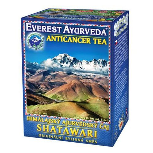 Everest ayurveda Shatavari - problemy onkologiczne