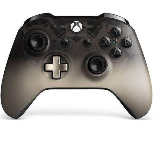 Kontroler bezprzewodowy Microsoft do konsoli Xbox - Phantom Black Special Edition