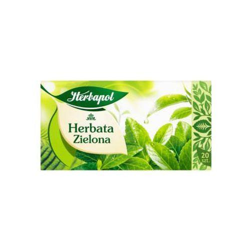 Herbata zielona EX'20 40 g Herbapol (5900956004228)