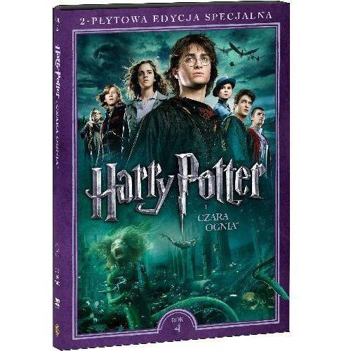 Harry Potter i Czara Ognia, edycja specjalna (2xDVD) - Mike Newell (7321908586094)