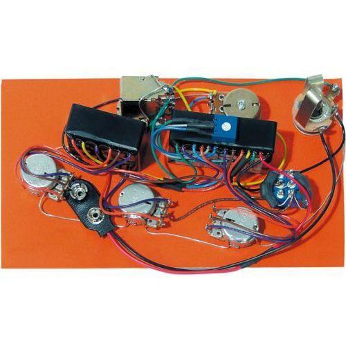 hr-5.4ap/918 - pre-wired active/passive preamp, 3-band eq marki Bartolini