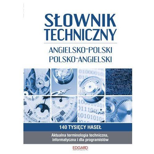 Słownik techniczny angielsko-polski polsko-angielski, Edgard