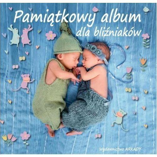 Pamiątkowy album dla bliźniaków - Opracowanie zbiorowe (80 str.)