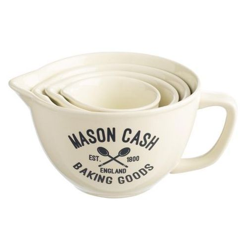 Mason cash Miarki kuchenne varsity 4 filiżanki