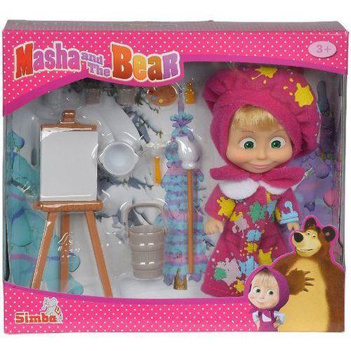 Lalka SIMBA Y290 Masza malarka ze sztalugą z kategorii lalki