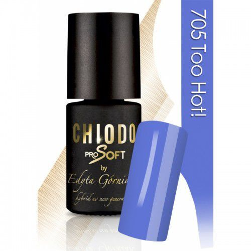 Chiodo PRO Soft with love from LA - lakier hybrydowy - Too Hot! 705, 40760_20170427132703