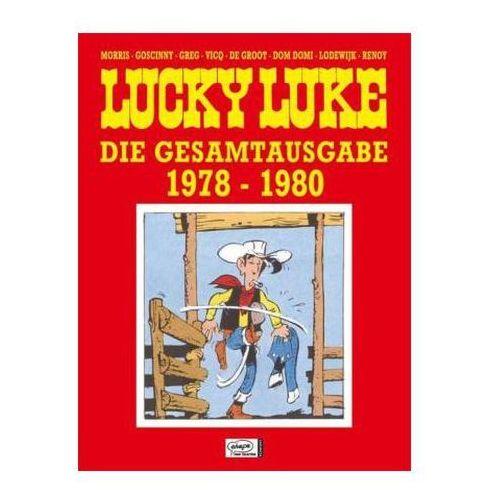 Lucky Luke, Die Gesamtausgabe, 1978-1980 Greg