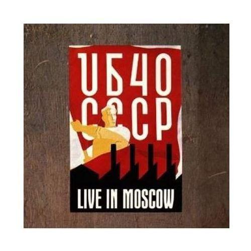 Cccp - Live In Moscow - UB40 (Płyta CD) (0077778639121)
