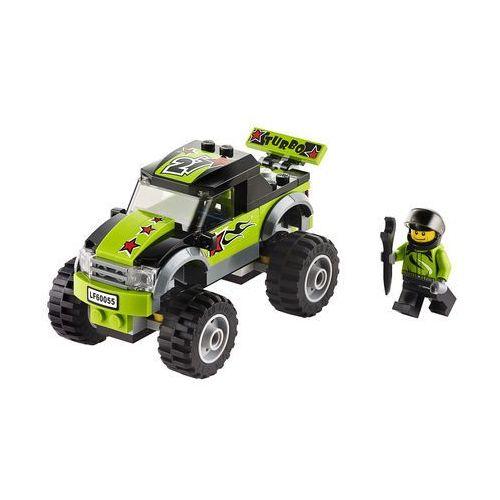 Lego City Monster truck 60055 z kategorii: klocki dla dzieci