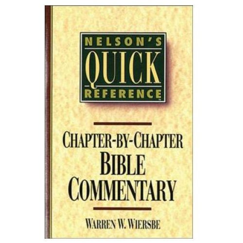 Chapter By Chapter Bible Commentary (9780785282358)
